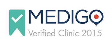 Medigo Verified Clinic 2015.